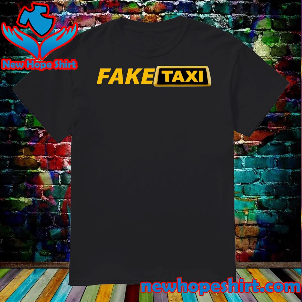 Official Fake Taxi T-shirt