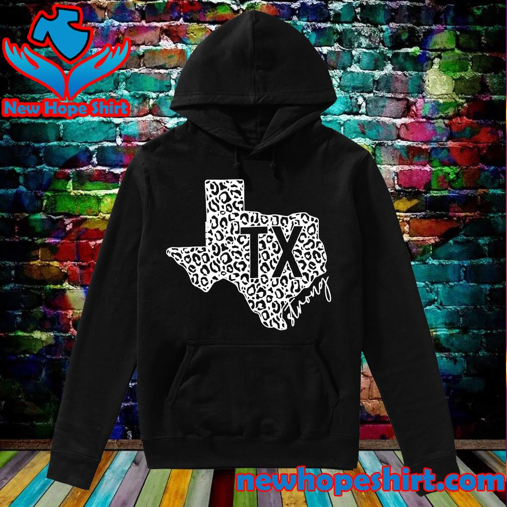 Official Maps Texas Strong I Survived Shirt Hoodie