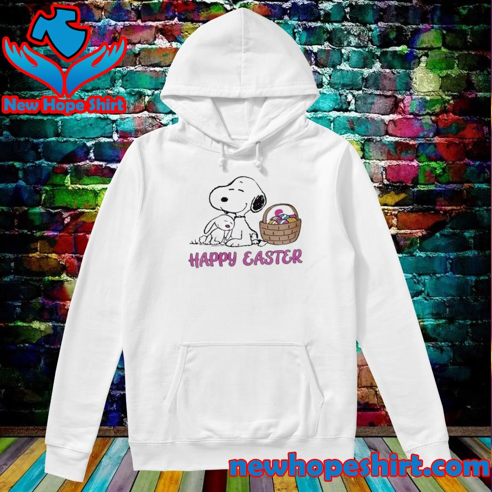Cute Snoopy Easter Happy Easter Day 2021 Shirt Hoodie