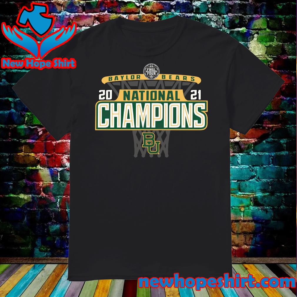 Official Baylor Bears 84 2021 NCAA Men's Basketball National Champions Bracket Shirt
