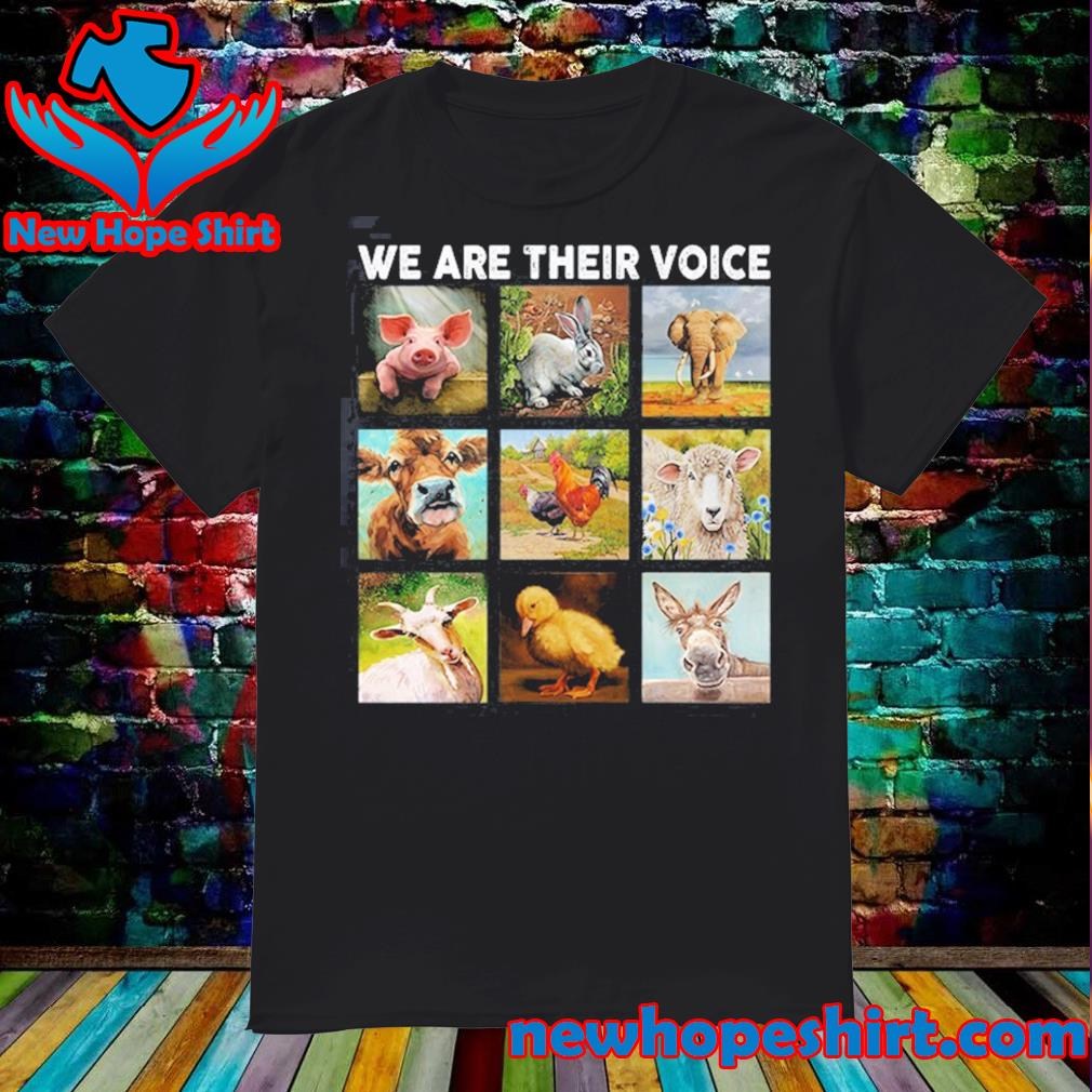 Official We Are The Voice Animal Happy Earth Day 2021 Shirt