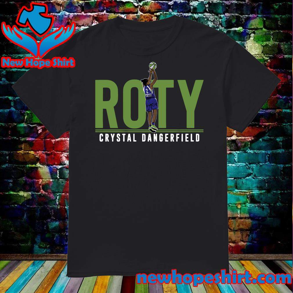Official Crystal Dangerfield ROTY T-Shirt