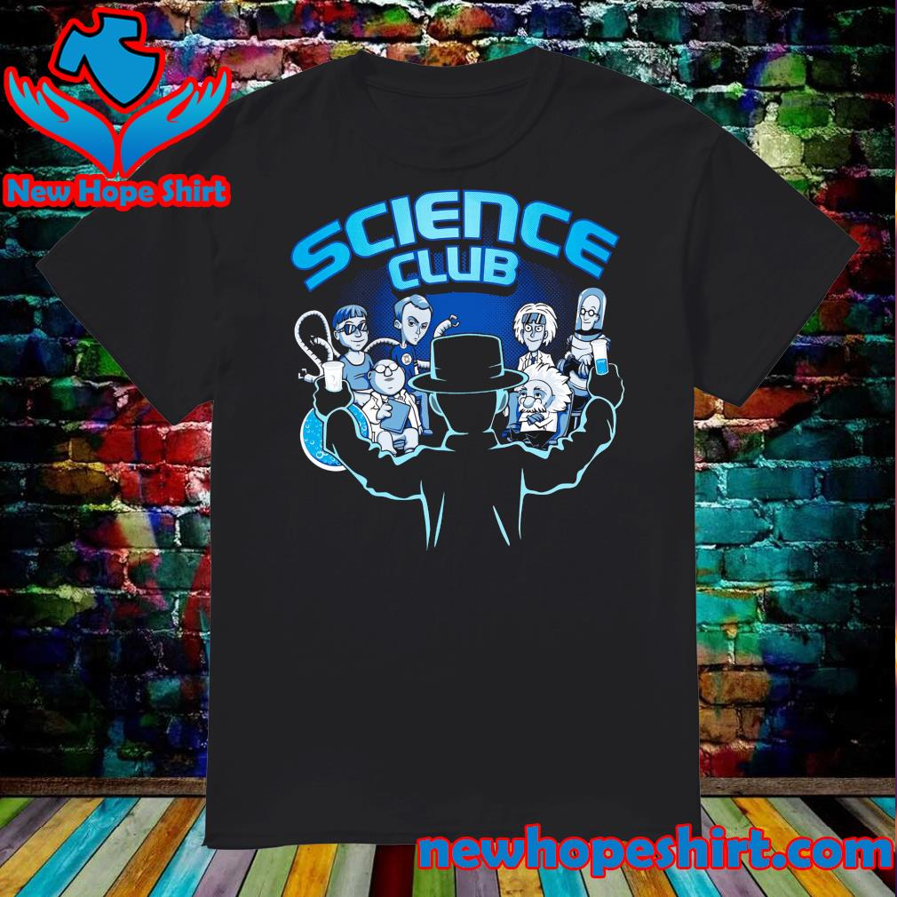 Science Club Shirt