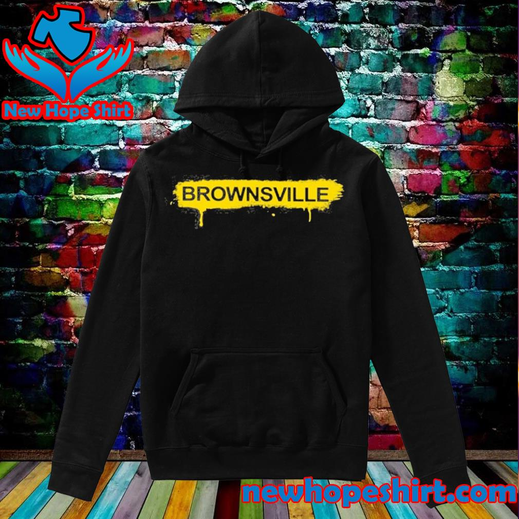 Mike Tyson Brownsville yellow s Hoodie